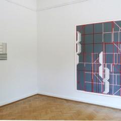Britta Bogers, Ausstellungsansicht SCRAP,Staedtische Galerie Herne