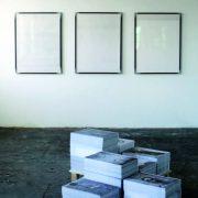 B Praun 1 Installation der Arbeit Impermanent Sculptures